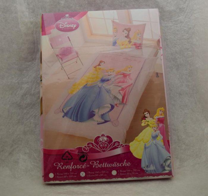 Disney Princess Bettüberzug für Mädchen