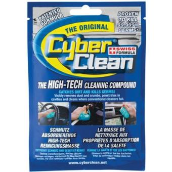 CYBER CLEAN fürs Auto blau 12er Pack