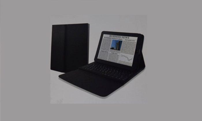 I-Comp Ipad 2 Keyboard Case Bluetooth