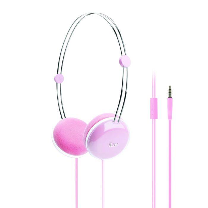 iluv sweet cotton headphones 3 in 1 SpeakEZ Remote