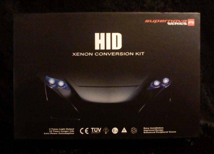 Xenon Conversion Kit HID Supernova